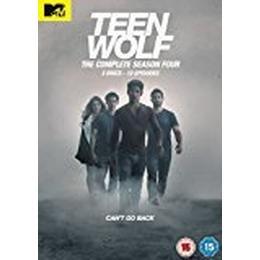 Teen Wolf - Season 4 [DVD] [2016]
